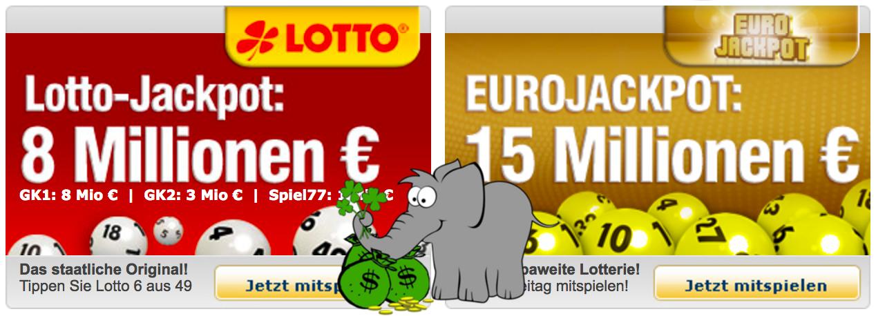 Einfach Lotto Gutschein