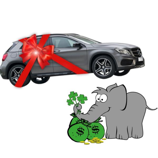 Mercedes GLA gewinnen