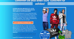 Adidas gewinnen Vorschau