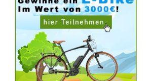E-Bike gewinnen Vorschau