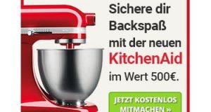 Kitchen Aid gewinnen Vorschau