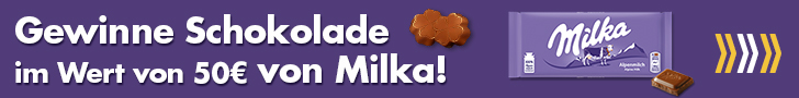 Milka Gewinnspiel Galerie
