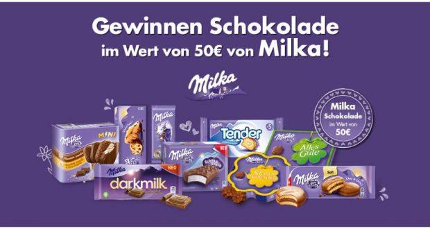 Milka Gewinnspiel Vorschau
