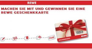Rewe Geschenkkarte Vorschau