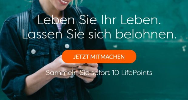 Lifepoints Gewinnofant